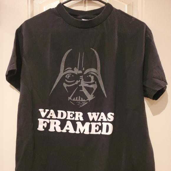 Star Wars Darth Vader Tshirt Size M